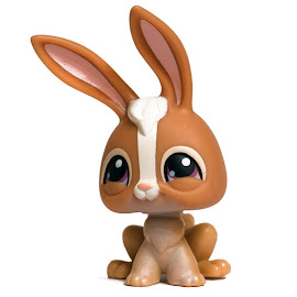 Littlest Pet Shop Seasonal Rabbit (#28) Pet