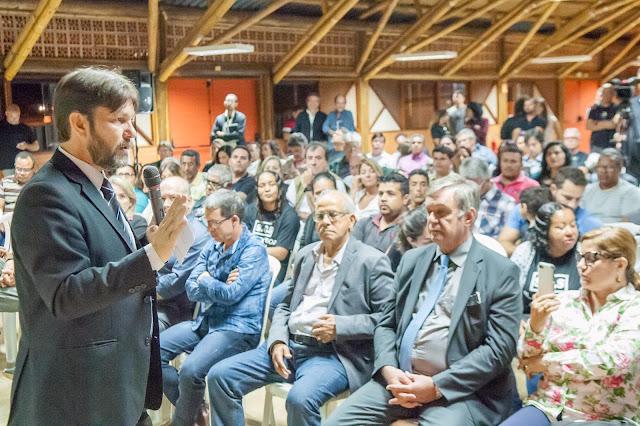 CLDF presta contas sobre demandas prioritárias do Jardim Botânico e São Sebastião