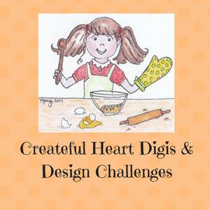 Createful Heart Digis & Design