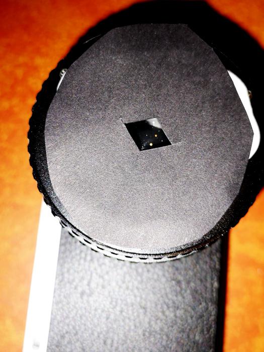#267 – Das unbekannte Objektiv (4) – An der Samsung NX mini und selbstgebastelter Vorderblende