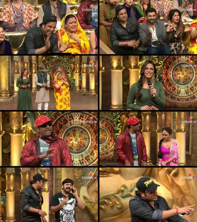 Comedy Nights Bachao 02 Oct 2016 HDTV 480p