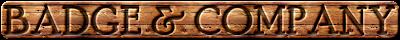 badge & company