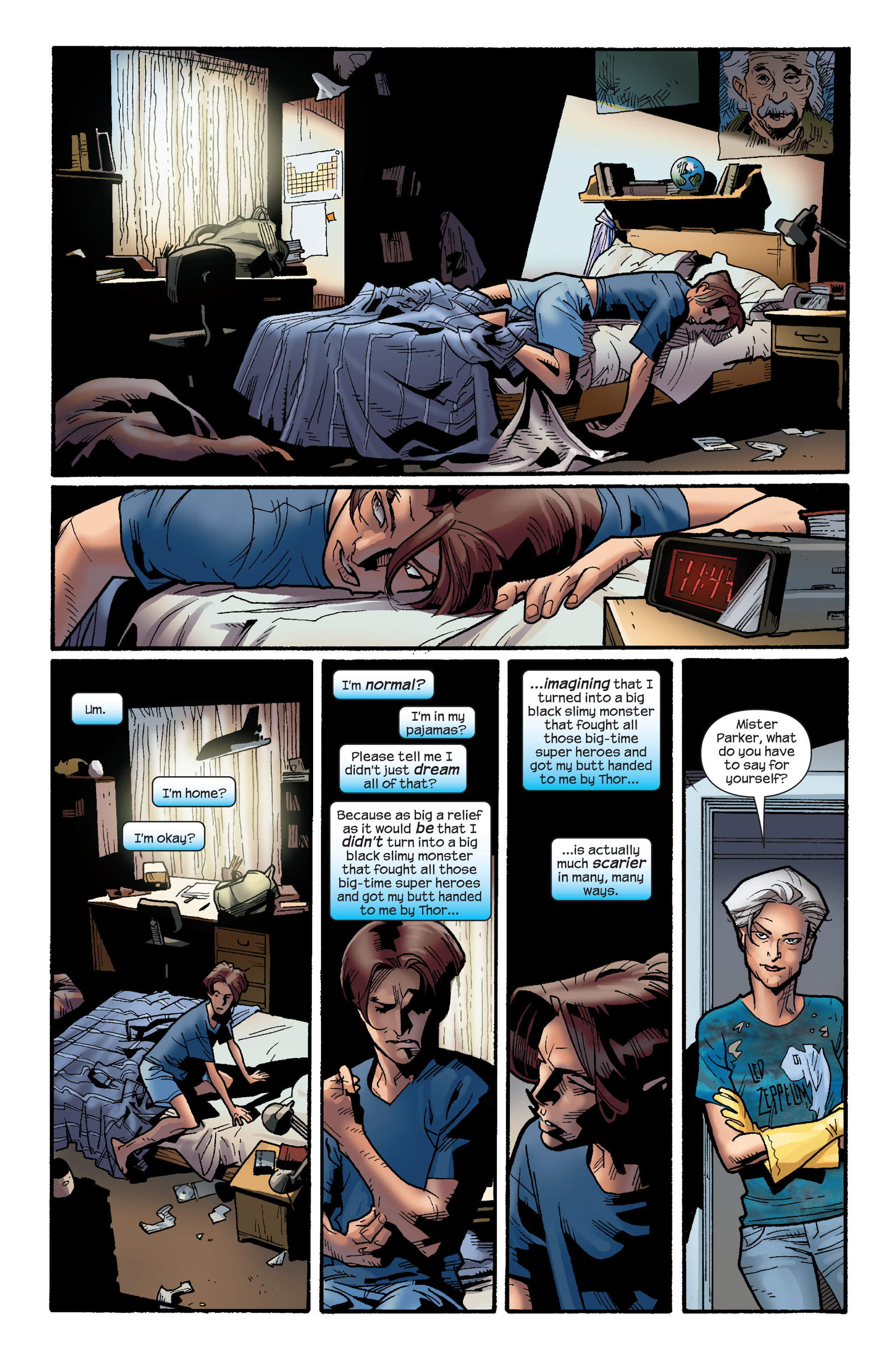 Read online Ultimate Spider-Man (2000) comic -  Issue #126 - 15