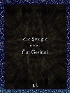 Ziz Şusigiz Ve Zi Čui Gesiugi Cover