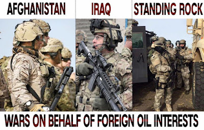 Image result for america oil company army