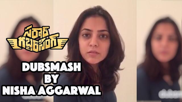 Sardaar Gabbar Singh Dubsmash by Nisha Aggarwal