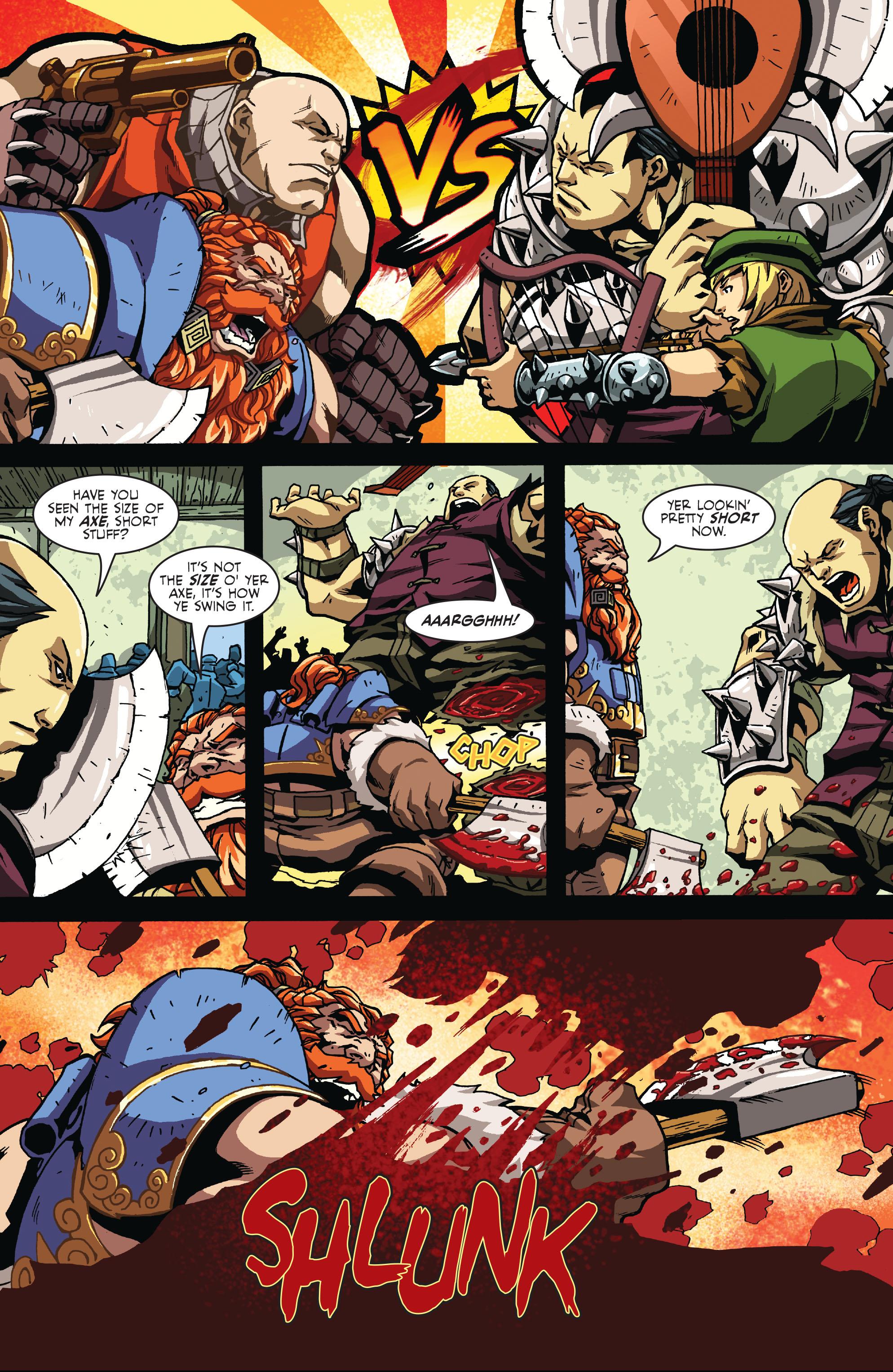 Read online Skullkickers comic -  Issue #12 - 6