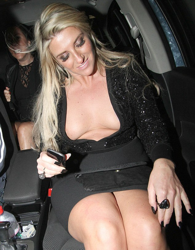 Lfl malfunction wardrobe celebrity