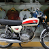 Honda CB 100 Modifikasi Klasic Yang Antik