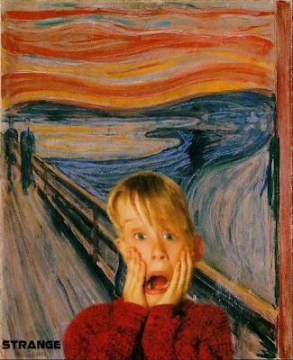 Caulkin The Scream