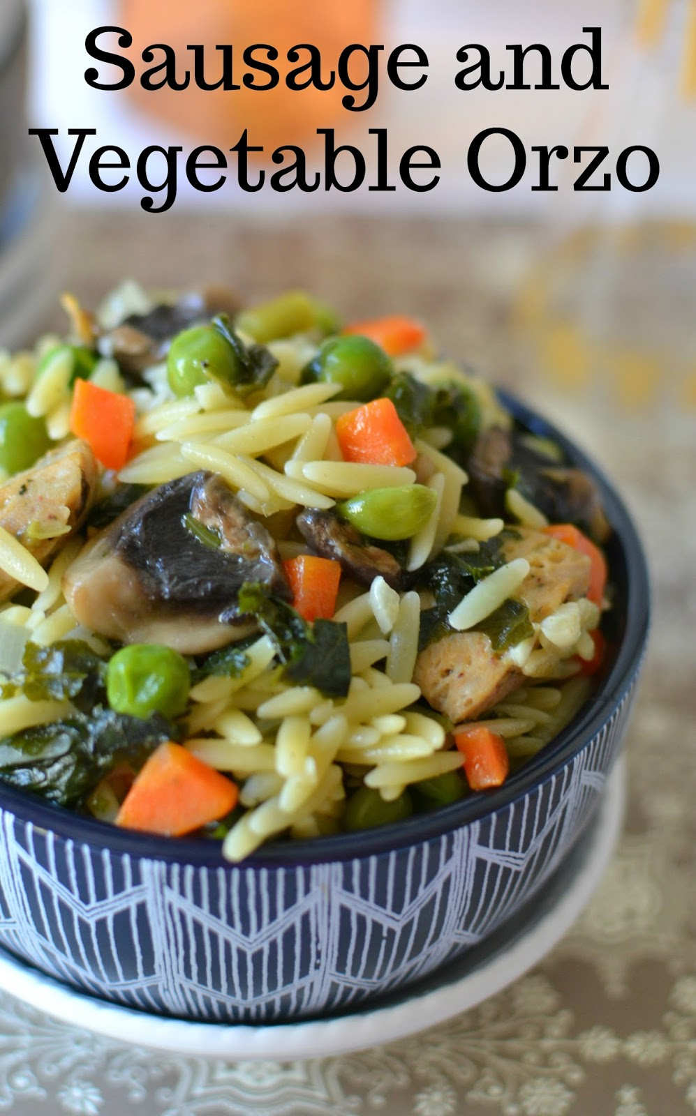 Sausage And Vegetable Orzo Recipe Plus 18 Dinner For Two Ideas An Easy Idea