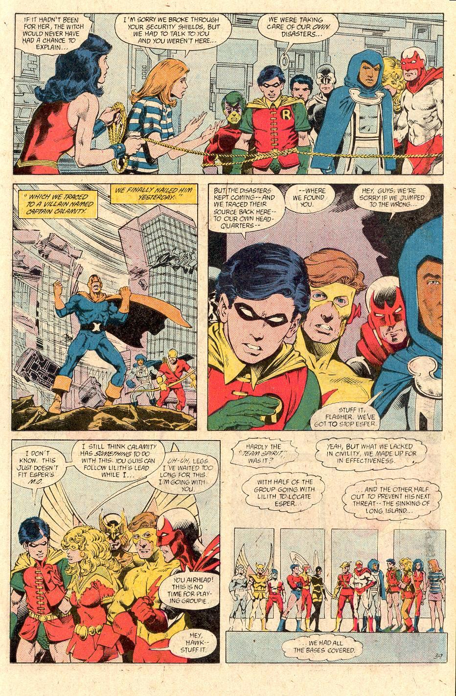 Read online Secret Origins (1986) comic -  Issue # _Annual 3 - 39
