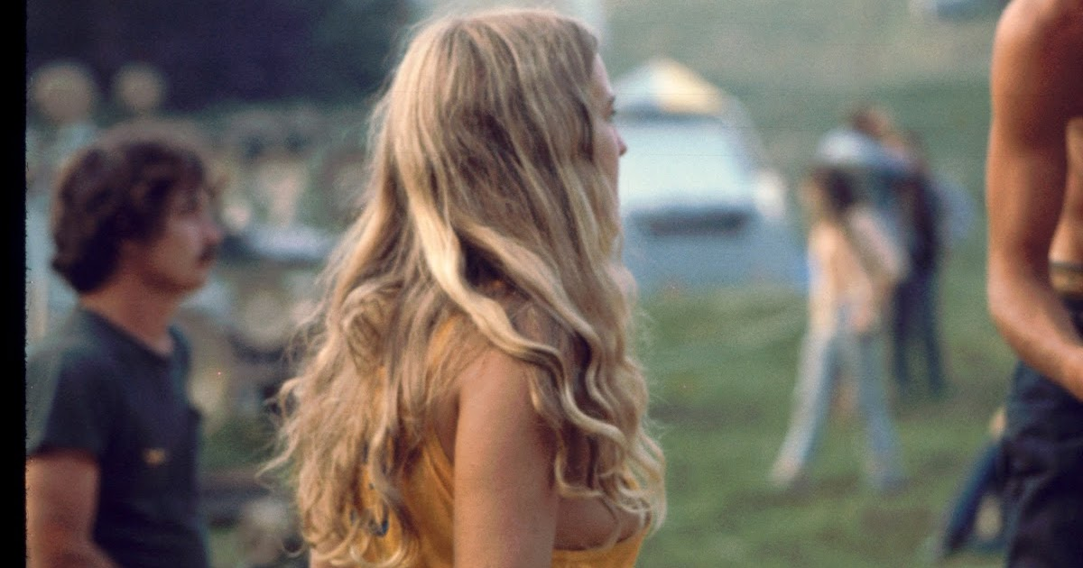 vintage everyday girls of woodstock the best beauty and