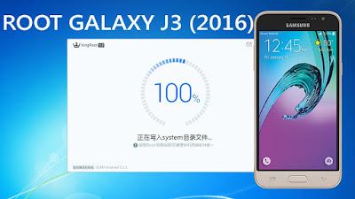 Como fazer root no Samsung J3