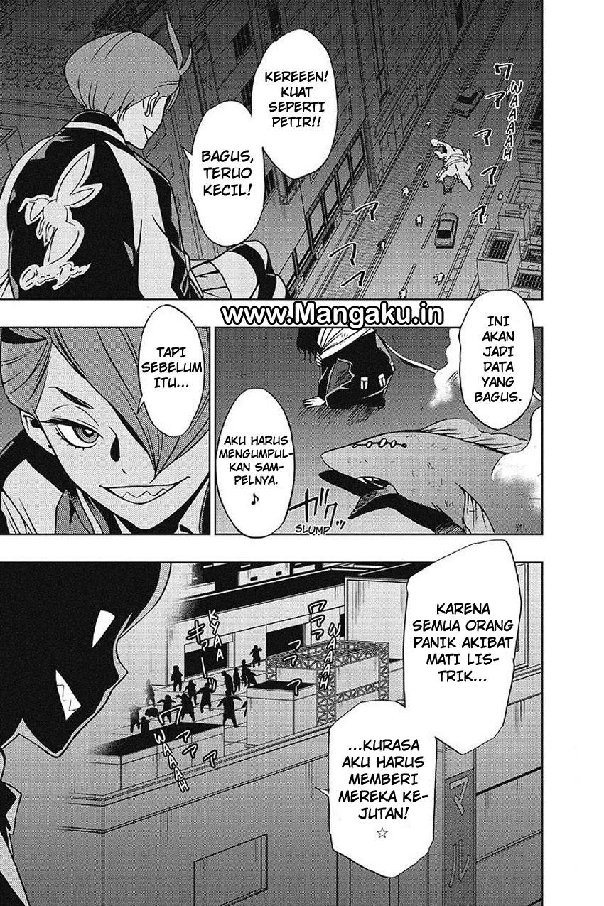 Boku no Hero Academia Illegals Chapter 22-18