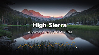 Documental High Sierra - A Journey on the John Muir Trail