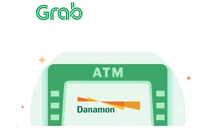 Cara Isi Saldo Grab Ovo Di ATM Bank Danamon