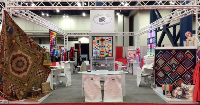 Atkinson Designs Stand N Stow : Inspired by fabric take a tour
