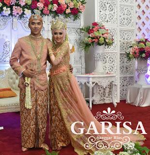 Rias Pengantin Muslimah Jakarta Timur Garisawedding