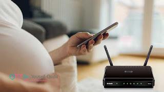 هل الواي فاي (Wifi) ضار بالأجنة و الاطفال؟