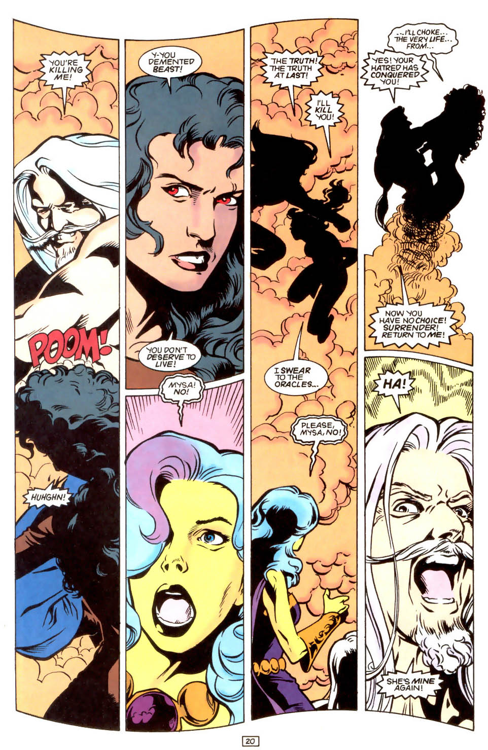 Legion of Super-Heroes (1989) 47 Page 20