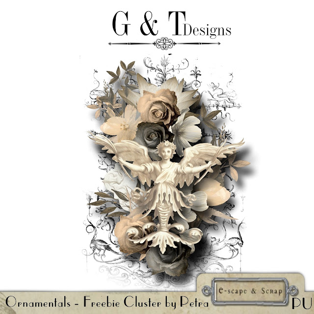 G&T Designs - Ornamentals & Freebie & $1 dollar sale on all Printables
