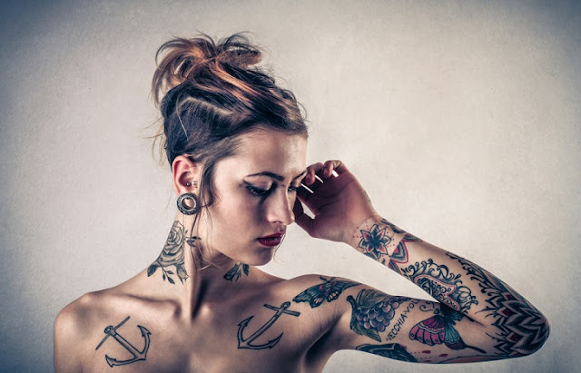 Tattoo Girl