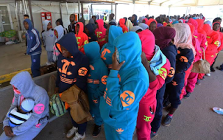 Libya Repatrites Another 159 Nigerians (Photos) 1