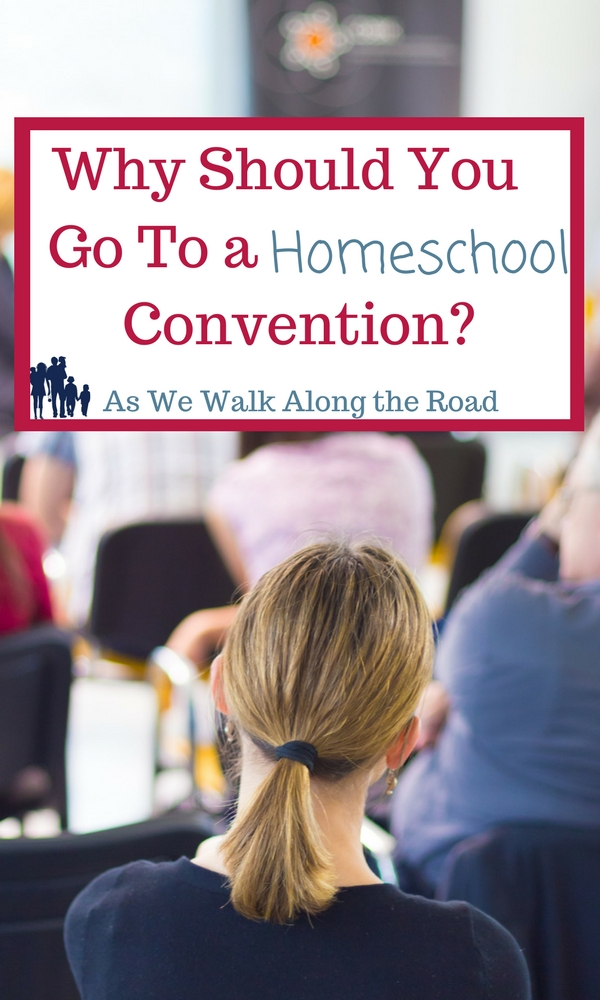 Reasons to attend a homeschool convention