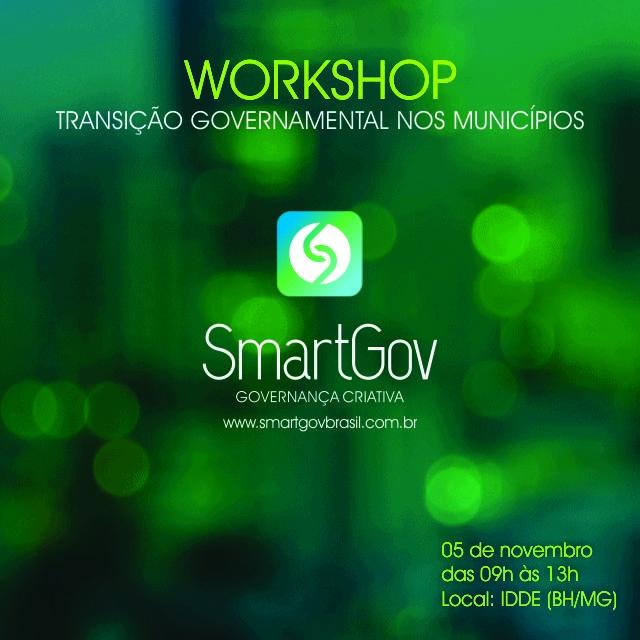 1º Workshop de Transição Governamental nos municípios