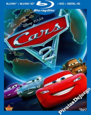 Cars 2 (2011) HD 1080P Latino