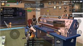 Membuat Weapon Accessories untuk Memperkuat Senjata