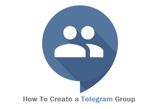 How to create a Telegram Group