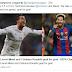 Cristiano Ronaldo and Lionel Messi now share the same record!