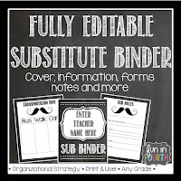 https://www.teacherspayteachers.com/Product/Editable-Sub-Binder-Chalkboard-Themed-2030709
