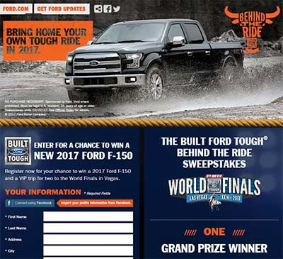 pbr.com sweepstakes 2017