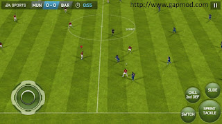 FIFA 14 Mod 18 (New Kits) Android