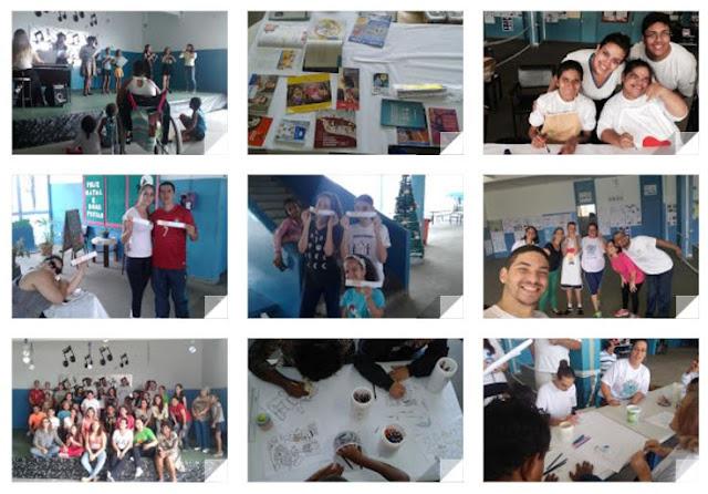 Escola da Família de Cananéia realiza Virada Inclusiva