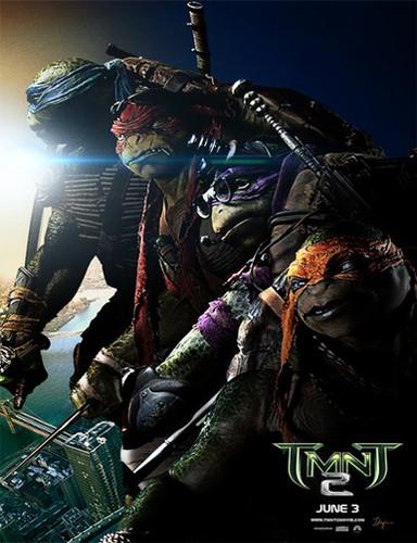 Ninja Turtles: Fuera de las sombras (2016) [BRrip 720p] [Latino – Ingles] [Acción]