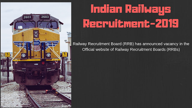 RRB Recruitment , Indian Railways, Recruitment