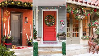 Dekorasi Natal Di Rumah