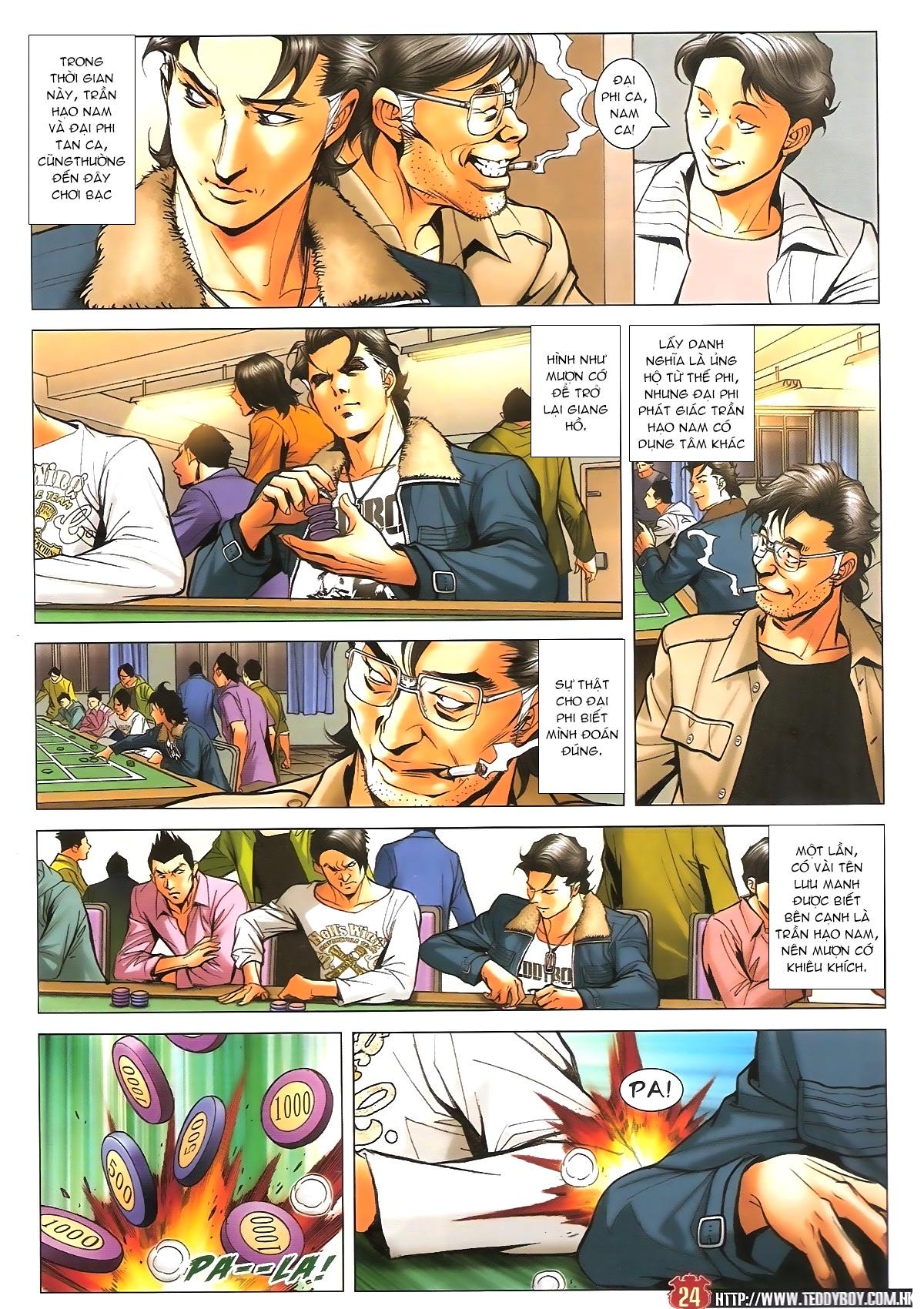Người Trong Giang Hồ - Chapter 1595: Hắc Đạo Minh Tinh - Pic 21