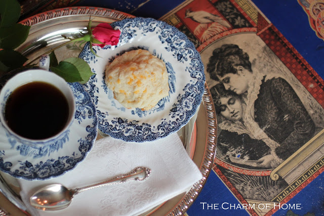 Mother's Day Tea: The Charm of Home