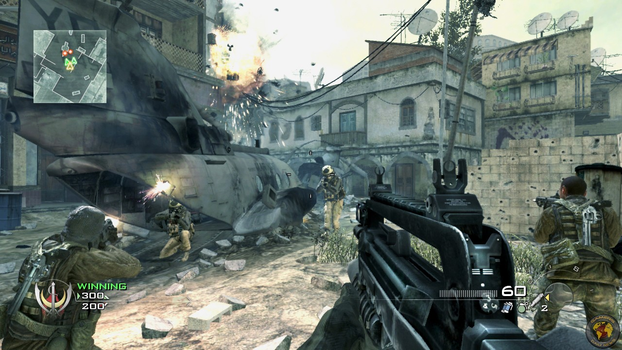 File size revealed for call of duty: modern warfare remastered.