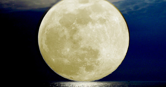 Full Moon On Steroids In Leo and Lunar Eclipse