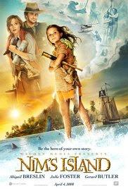 La isla de Nim (Nim's Island) (2008)
