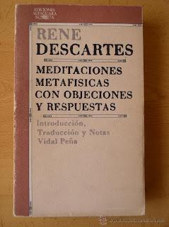 Resultat d'imatges de Meditaciones metafísicas