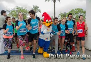 V Carrera Solidaria Fundació PortAventura
