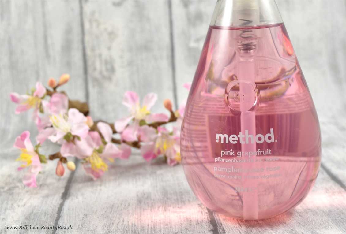 method Handseife Pink Grapefruit