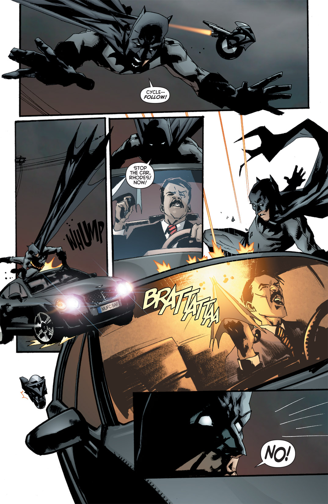 Detective Comics (1937) 872 Page 2